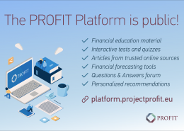 PROFIT Platform features